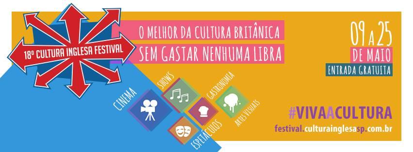 """O dia em que o """"Cultura Inglesa Festival"""" trouxe até a chuva britânica para São Paulo"""