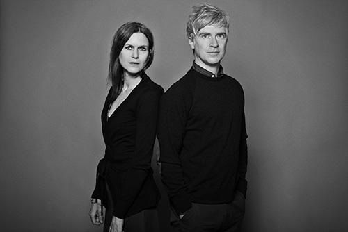 Veteranos do rock alternativo, Matthew Caws (Nada Surf) e Juliana Hatfield lançam disco em parceria