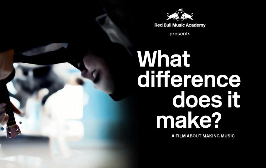 Red Bull lança filme retratando a indústria musical