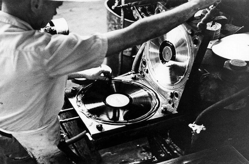 Vinil e a contramão da indústria fonográfica