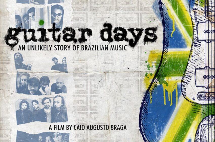 Documentário que promete contar a história do rock barulhento nacional, Guitar Days, lança campanha no Catarse