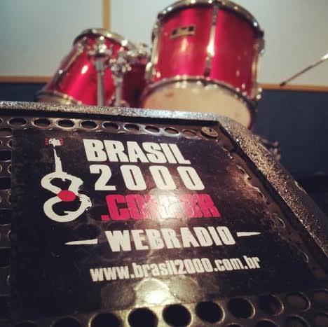 Rádio Brasil 2000 Estúdios