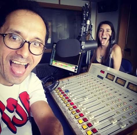 osmi e Anna Rádio Brasil 2000