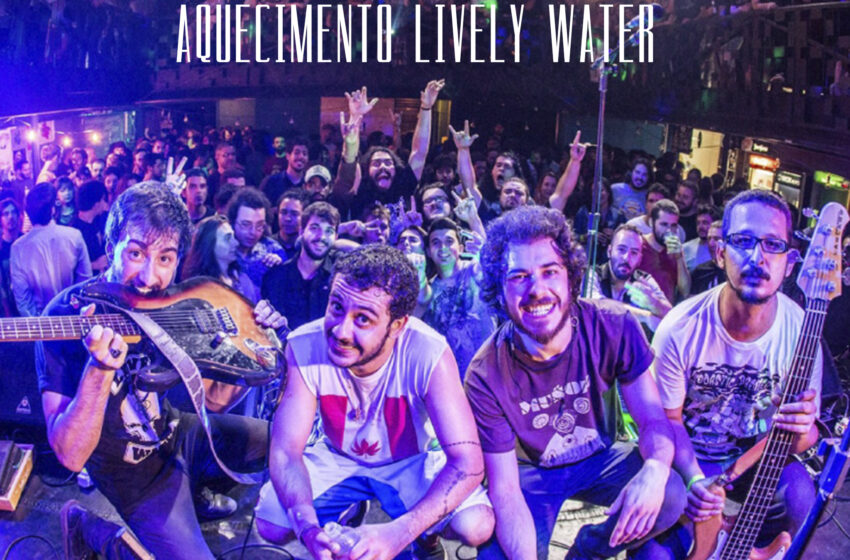 Lively Water conversa com o Hits Perdidos sobre o que esperar do novo álbum