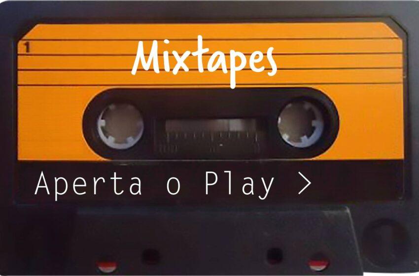 Entrevista e troca de Mixtapes entre Hits Perdidos e Aperta O Play