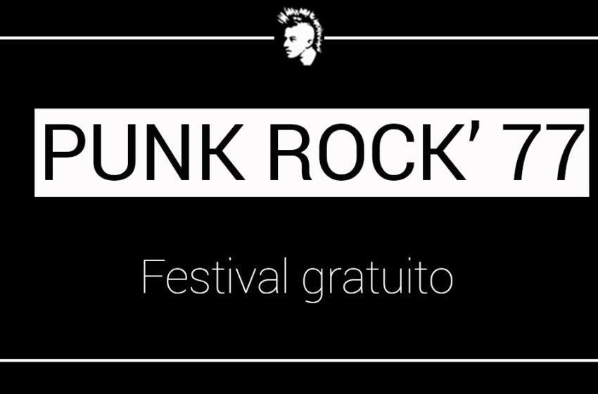 Punk 77: Festival celebra os 40 anos do estilo que virou o mundo de cabeça para baixo