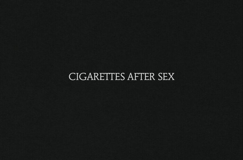 A energia sexual e os hormônios á flor da pele do debut do Cigarettes After Sex