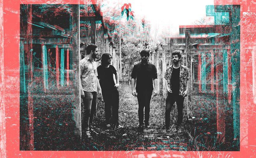 "[PREMIERE] Navegue nas ""good vibes"" do primeiro EP da Cachalote Fuzz"