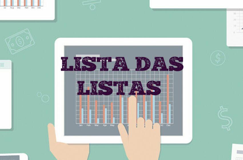 [Análise] Lista das Listas revela tendências para o mercado da música brasileira