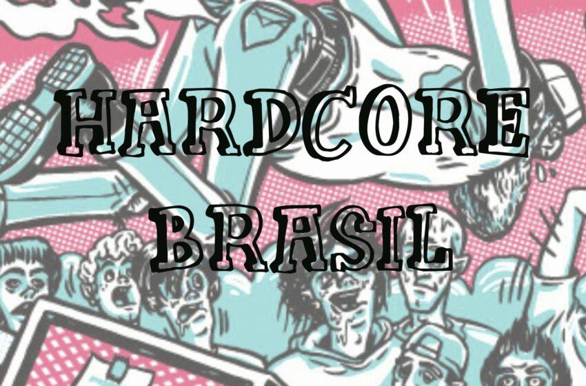 This Is Brazil, Not USA: Playlist reúne + de 260 bandas do Hardcore BR