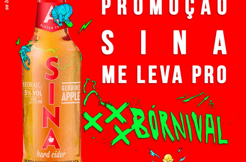 [Promoção] Sina leva você e um amigo para o XXXBórnival