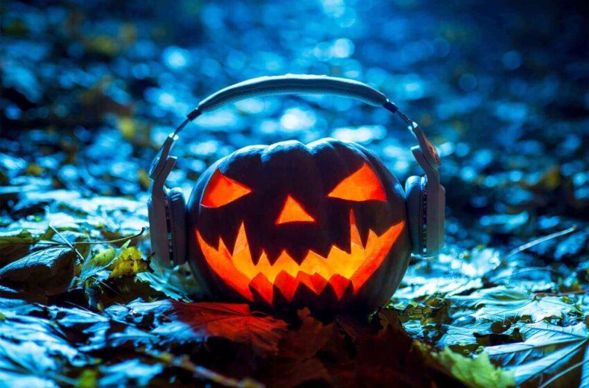 Halloween! Prepararmos duas playlists para o Dia das Bruxas