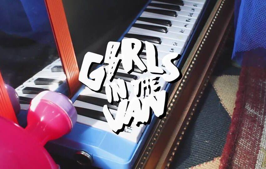 [Premiere] Em seu 2° episódio, Girls In The Van traz Ana Zumpano (Lava Divers) e Célia Regina (Miêta)