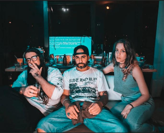[Premiere] Guitarras, barulho e (muita) distorção, conheça o power trio NOID