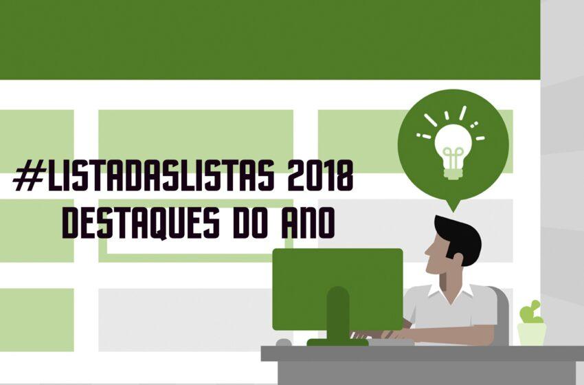 #listadaslistas 2018 revela a pluralidade da nova música brasileira