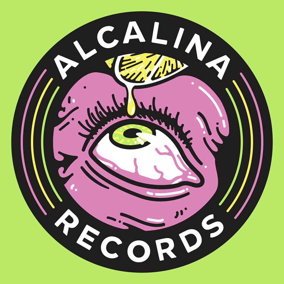 Alcalina Records - Selos Brasileiros