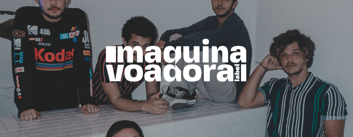 Maquina Voadora Label Selos Independentes
