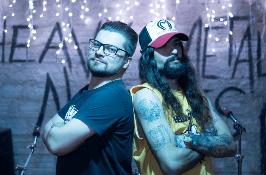 Dum Brothers experimenta sem medo de errar em novo EP