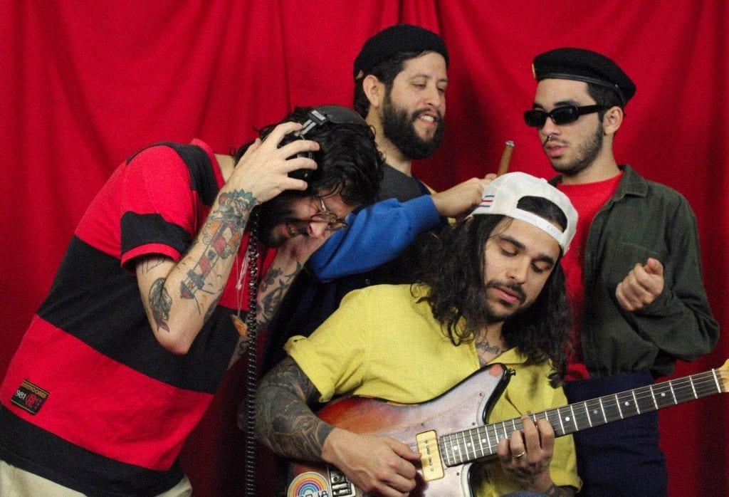 Diego Xavier & Trio - Foto Por: Júlio Limiro