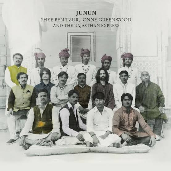 12. Jonny Greenwood, Rajasthan Express, Shye Ben Tzur – Junun (2015) Ema Stoned