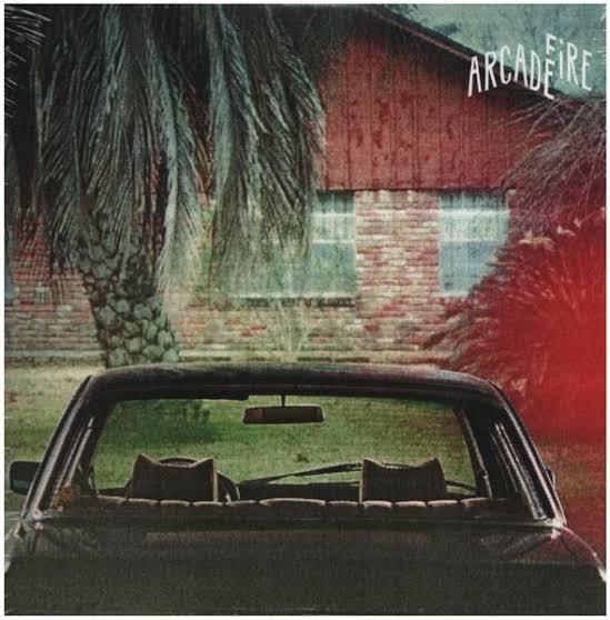 Arcade Fire Taco de Golfe