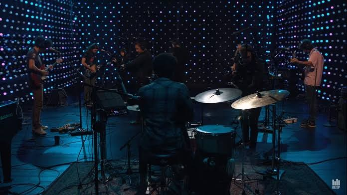 As Melhores Live Sessions | Dezembro 2019 Boogarins