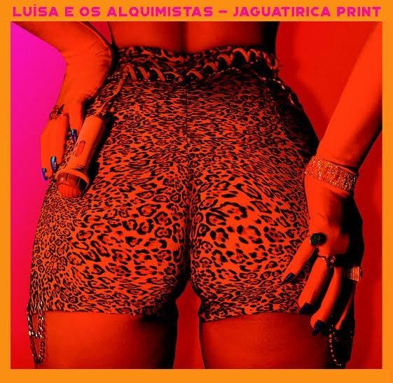 Luisa e os Alquimistas Jaguatirica Print Melhores Capas de 2019