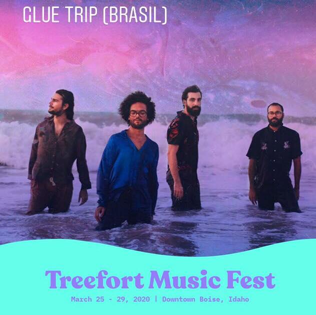 Treefort Music Fest Glue Trip