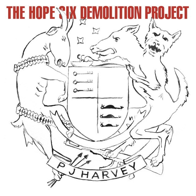 PJ HARVEY BRAIN PRODUCTIONS