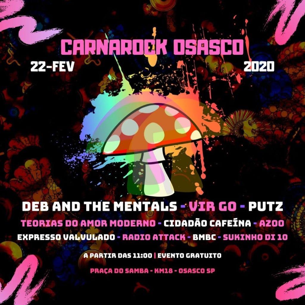 Festivais CarnaRock Osasco