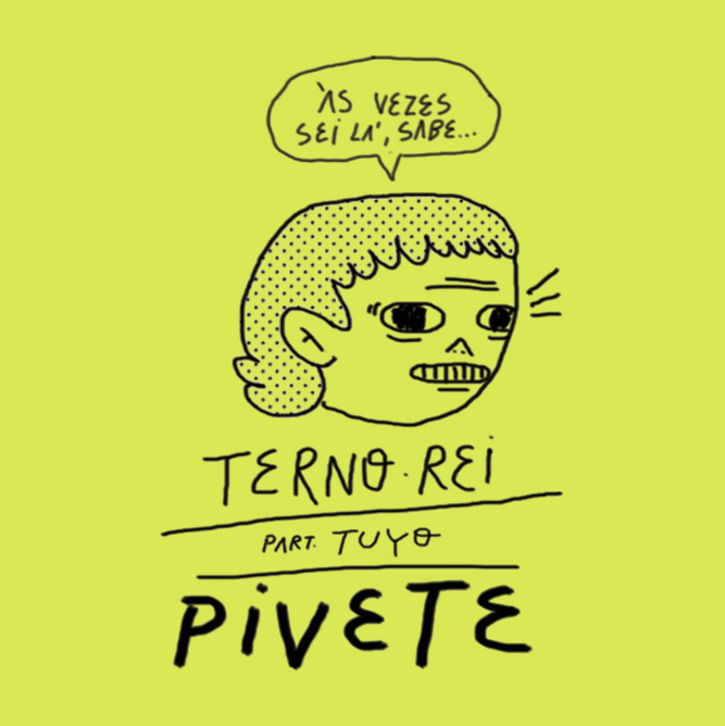 Terno Rei feat Tuyo Pivete