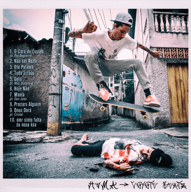 Tracklist Djonga