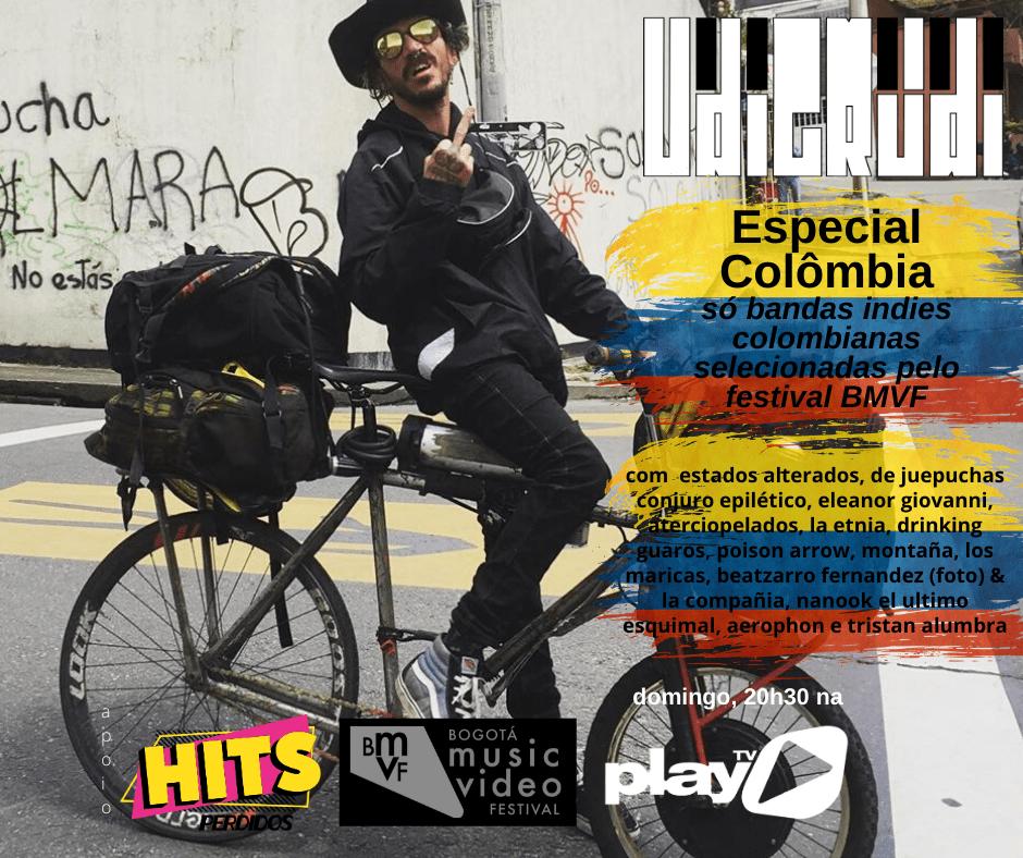 Bandas Colombianas Udigrudi Play TV