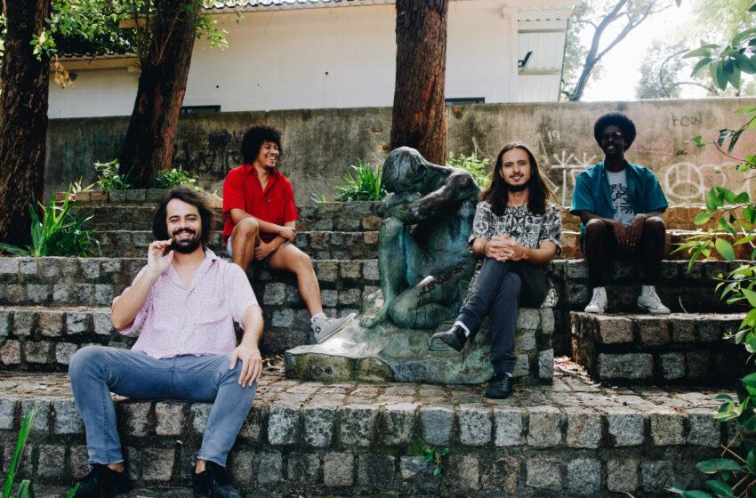 """Músicas para enfrentar a quarentena: Boogarins lança o single """"Fefel 2020"""""""