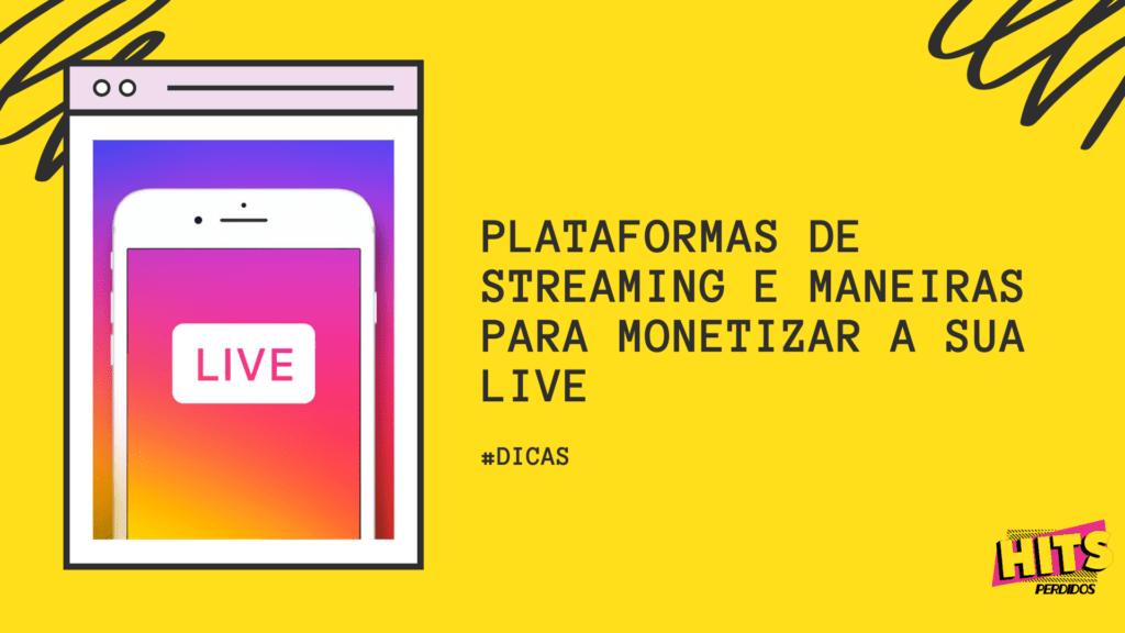 Plataformas de Streaming