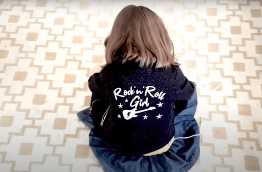 Garotinha Punk Rocker de apenas 6 anos lança o Hit mais fofo da Quarentena