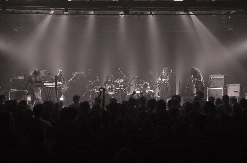 Rakta & Deafkids lançam álbum ao vivo registrado no Sesc Pompeia
