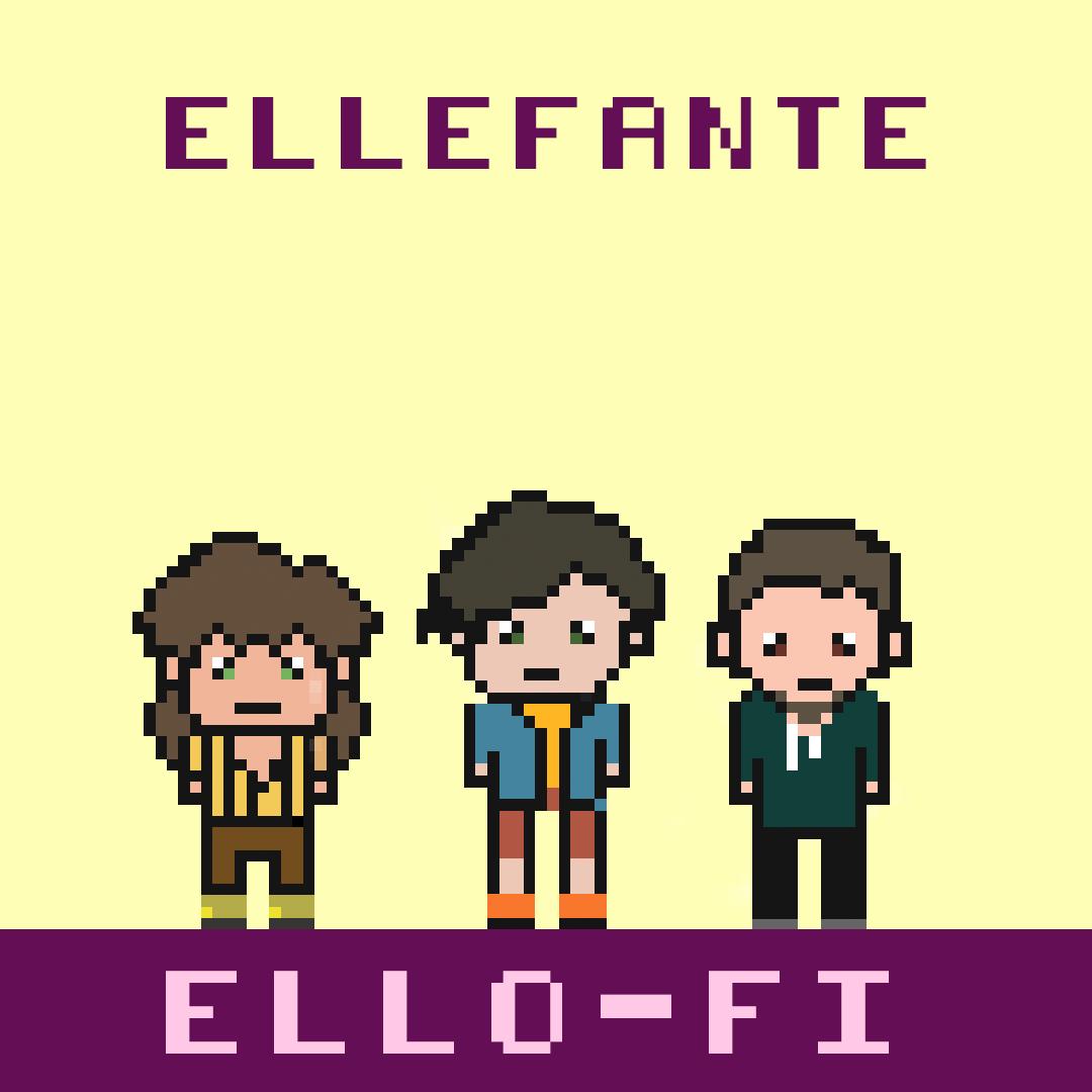 Ellefante Ello-Fi 2020 Capa