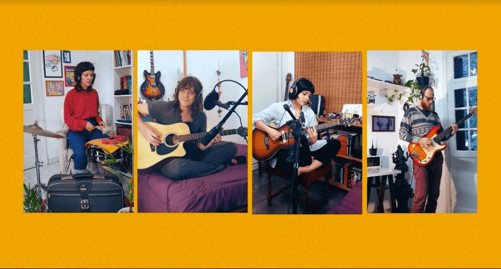 Antiprisma Quarentena Quarteto