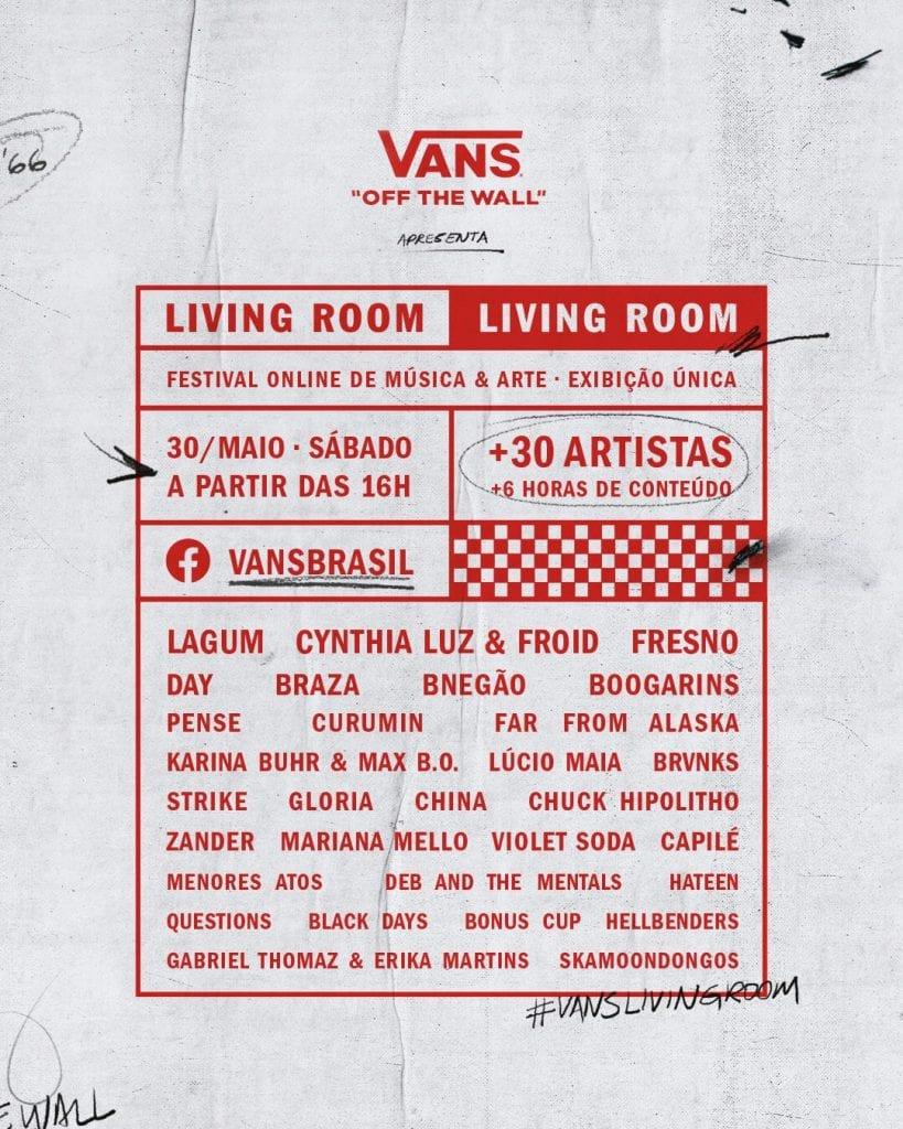 Vans Living Room
