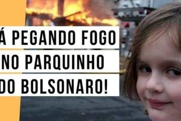 Trevas Bolsonaro Queiroz Sara Winter