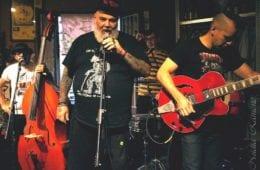 João Gordo e Asteroides Trio Ratos de Porão
