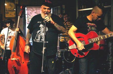 João Gordo e Asteroides Trio – Foto Por: Nadia Ramone