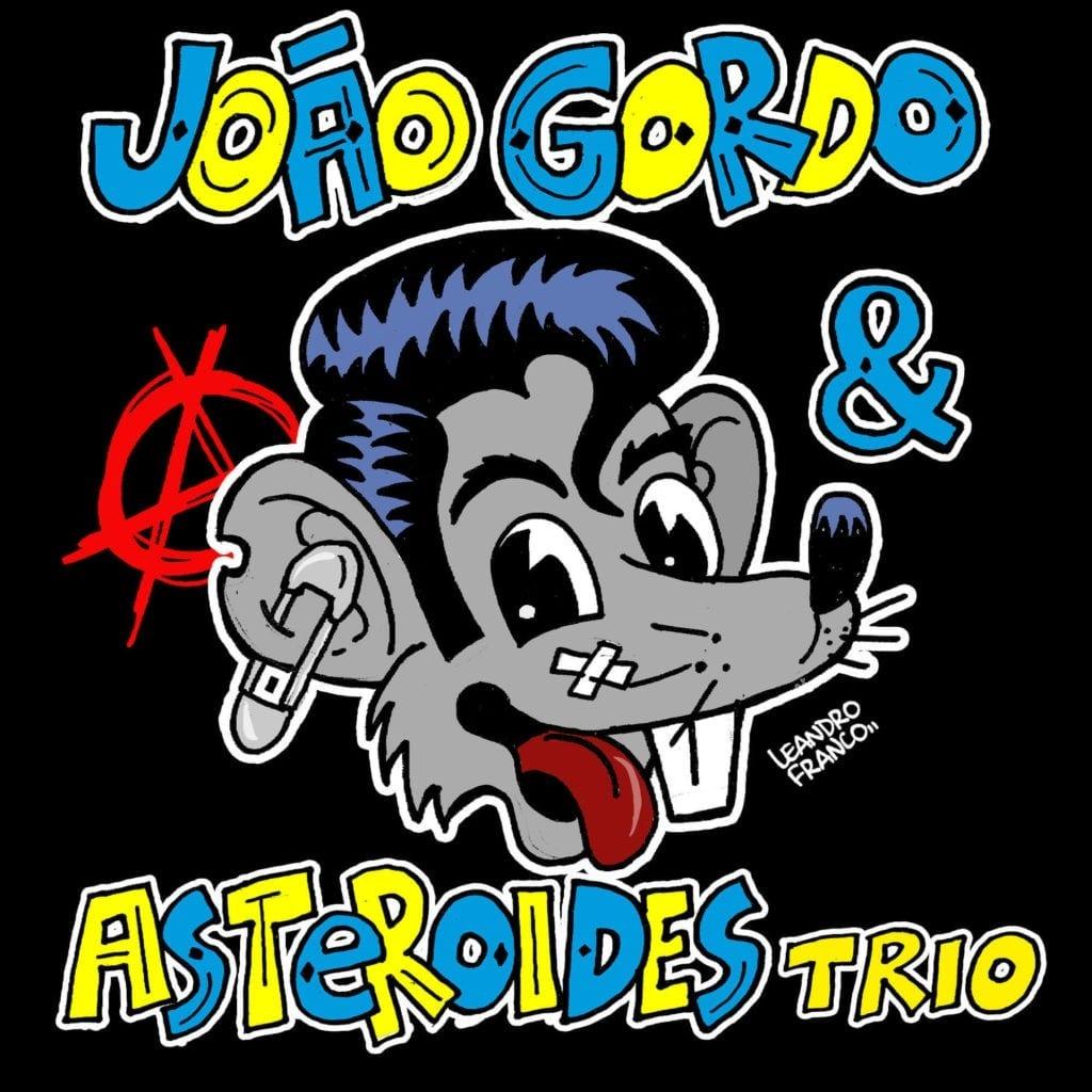 RDP_CATS - João Gordo Asteroides Trio
