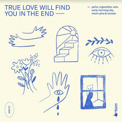 Daniel Johnston midsummer madness true love will find you in the en