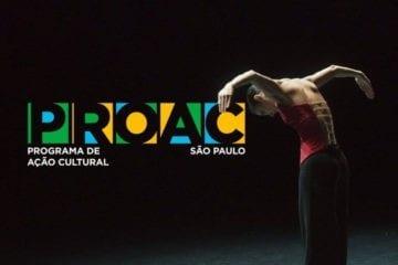 Proac - Programa de Ação Cultural São Paulo