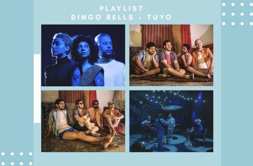 Exclusivo: Dingo Bells e Tuyo revelam playlist dos bastidores do feat