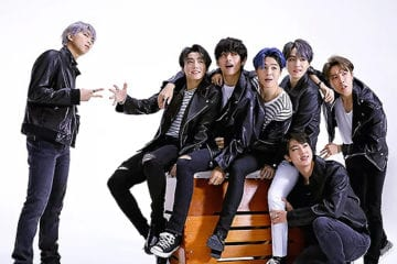 BTS K-pop Twitter