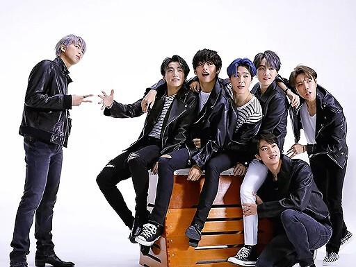 Os grupos de K-pop mais populares no Brasil