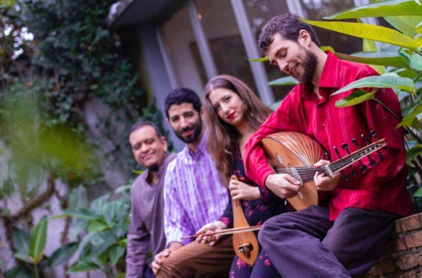 24 artistas para conhecer a música do mediterrâneo por Juliano Abramovay (Grand Bazaar)